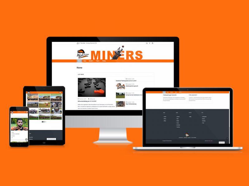 Responsive-Webdesign-Mensfelden-Miners