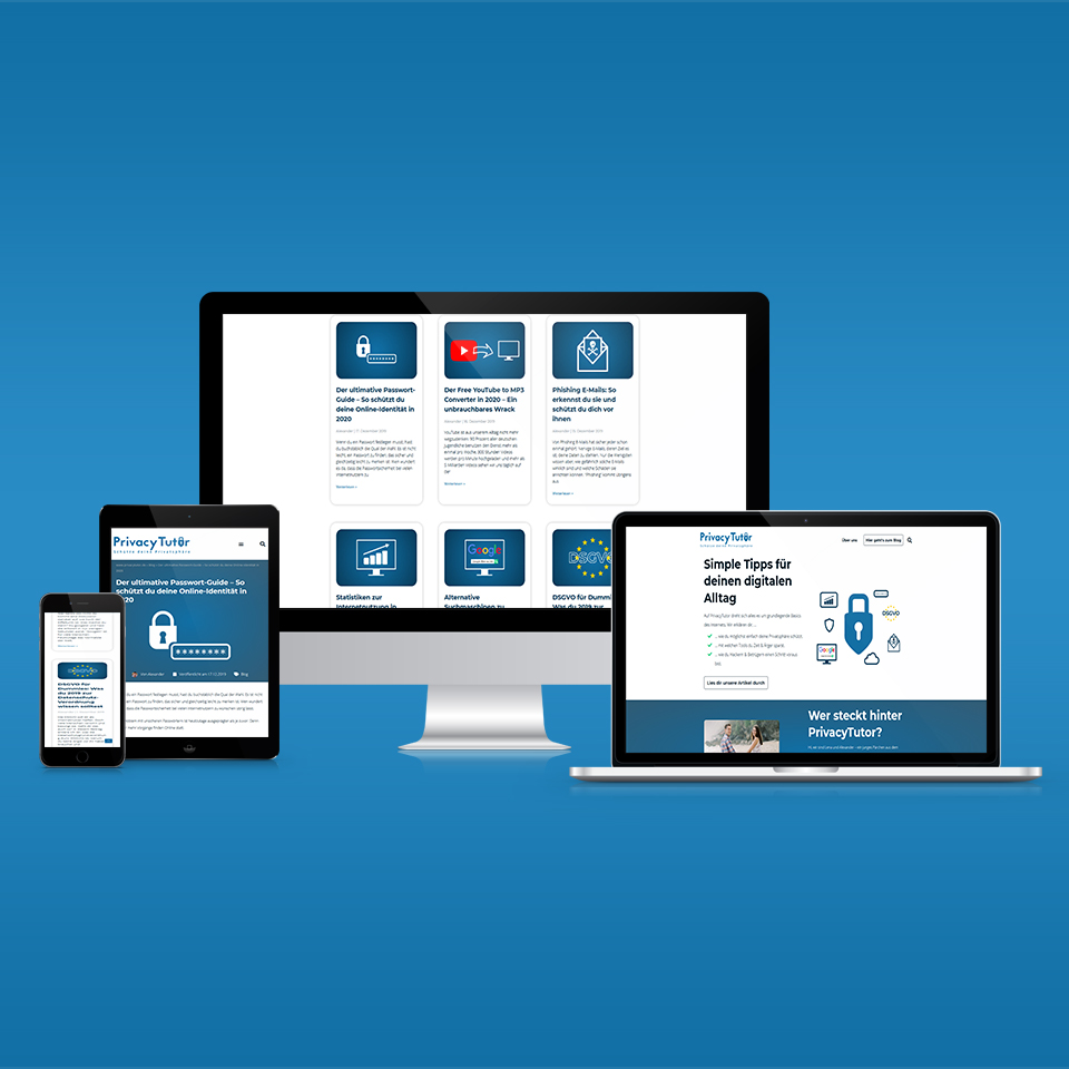 Responsive-Webdesign-Privacytutor