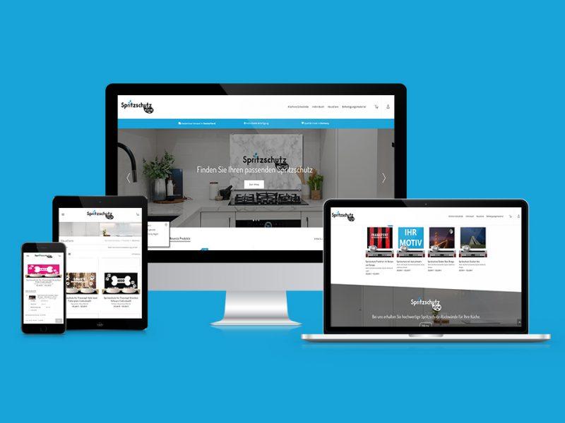 Responsive-Webdesign-Spritzschutz-Küche