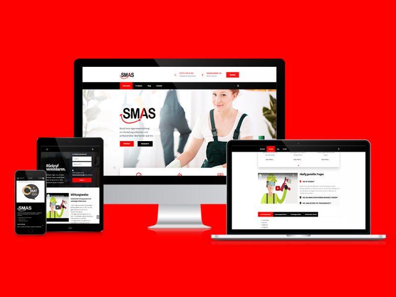 Webdesign-Erstellung-einer-Webseite-für-SMAS