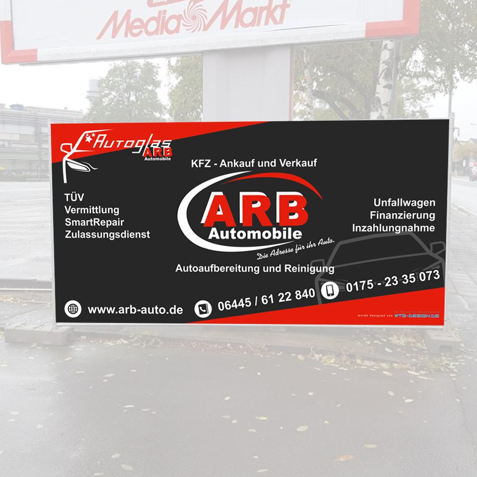 arb-automobile-bauzaunbanner-wetzlar