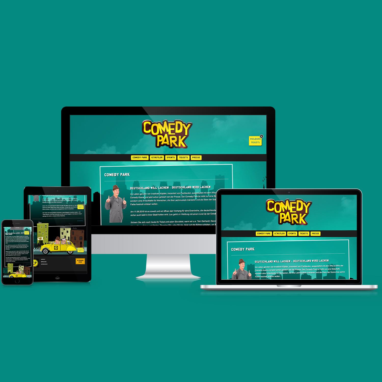 comedy-park-webseite
