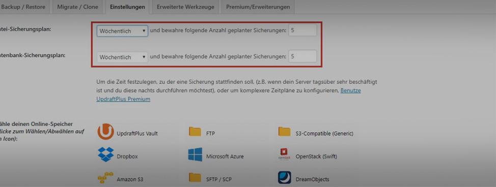 wordpress-backup-erstellen-herstellen