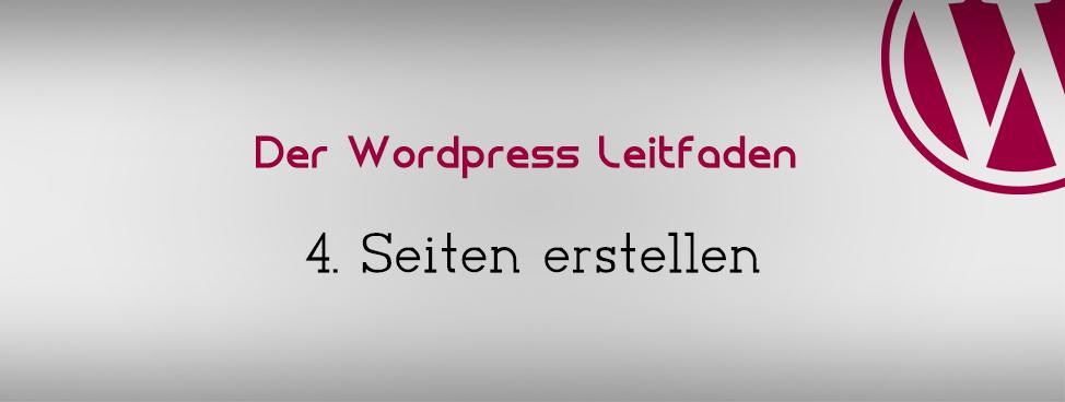 wordpress-seiten-erstellen