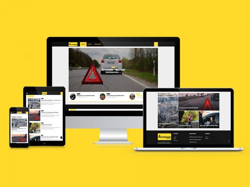 responsive-webdesign-webseite-autopanne-ratgeber