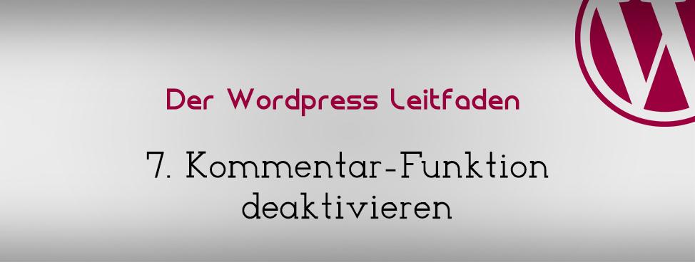7-wordpress-kommentar-funktion-komplett-deaktvieren